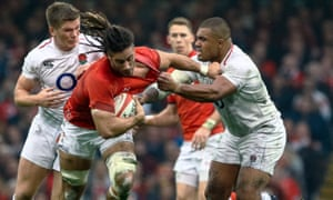 Sinckler was described as an emotional timebomb by Warren Gatland but his defensive stats against Wales in February were outstanding.
