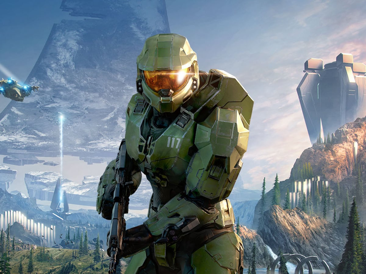 Xbox Series X Games Showcase Halo Infinite Fable And More As It Happened Games The Guardian