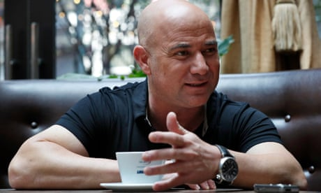 Andre Agassi: 'One day your entire way of life ends. It's a kind of death'