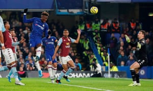 Tammy Abraham opens the scoring against the side he excelled for during a loan spell.