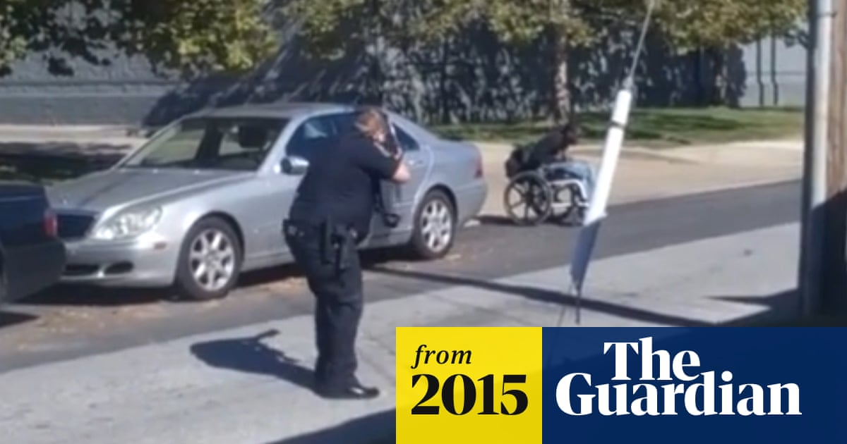 Wheelchair shooting: Delaware police release 911 tape | US