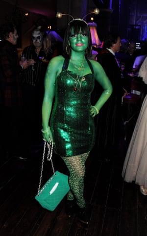 2013 Lily Allen as an alien