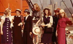 Unprecedented frankness … a still from the 1966 film The Group, an adaptation of Mary McCarthy's 1954 novel.