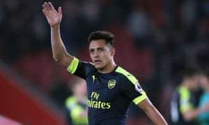 'The truth is that the decision doesn't depend on me. I have to wait to know what Arsenal want,' said Alexis Sánchez