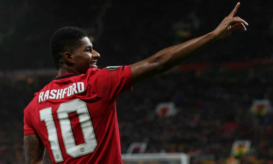 Marcus Rashford has rarely put a foot wrong on and off the field.