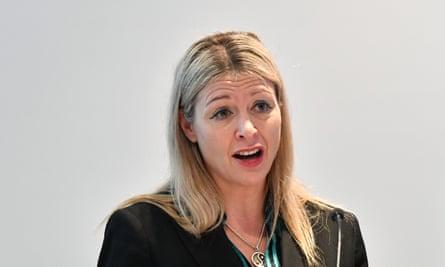 Karlene Willcocks, Gold Coast health executive.