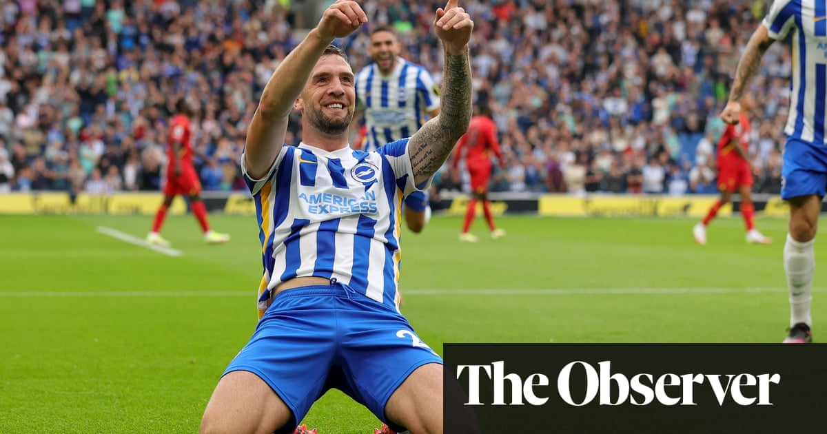 Shane Duffy heads Brighton on way to win over Watford and second place