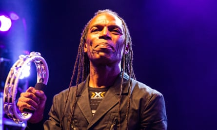 Ranking Roger of The Beat performs at O2 Shepherd's Bush Empire