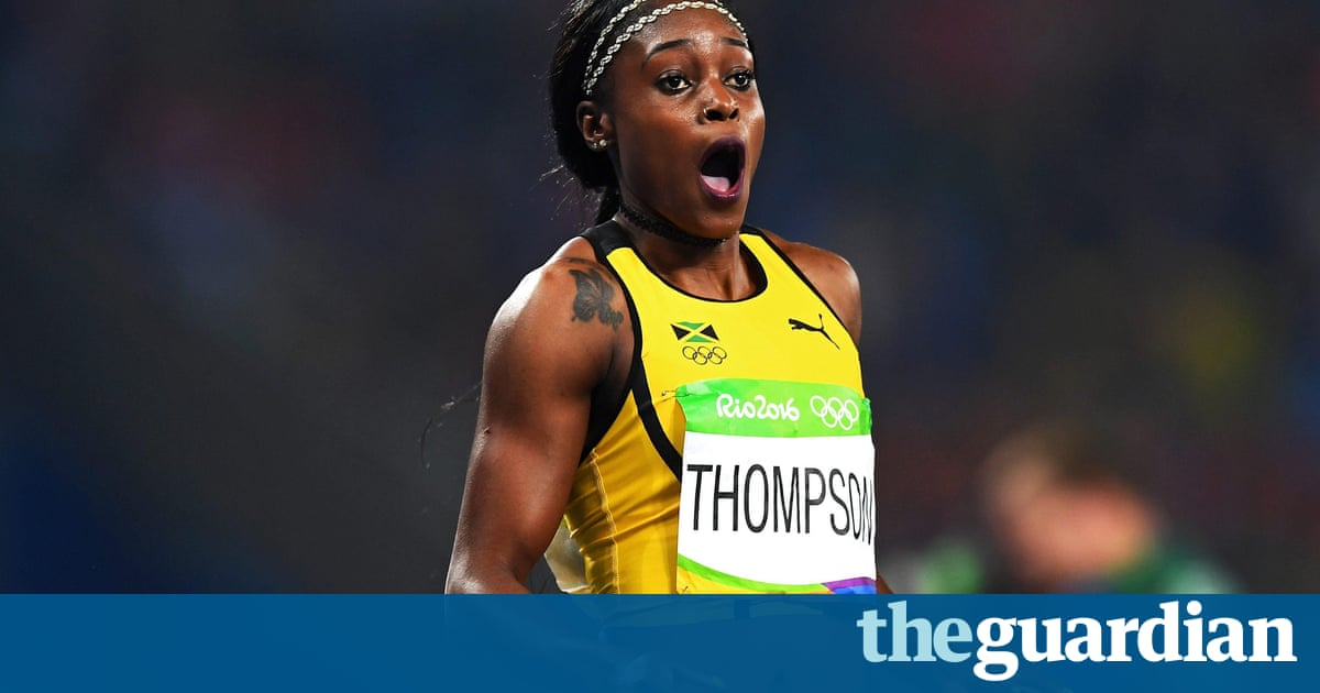 Elaine Thompson confirmed as the world's fastest woman ...