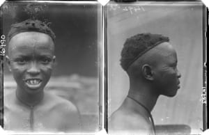 'Emukoko', photographed by N. W. Thomas in Ovu, Delta State, Nigeria, 1910