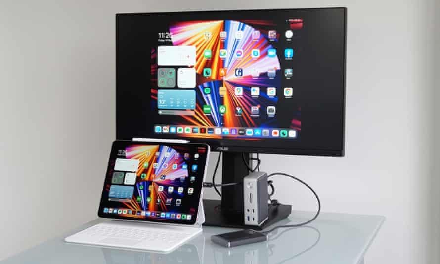 Apple iPad Pro M1 review