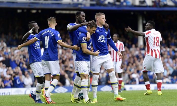 L'autogol di Shay Given dà la vittoria dominante dell'Everton su Stoke