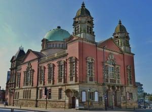 Darlington Street Methodist church in Wolverhampton