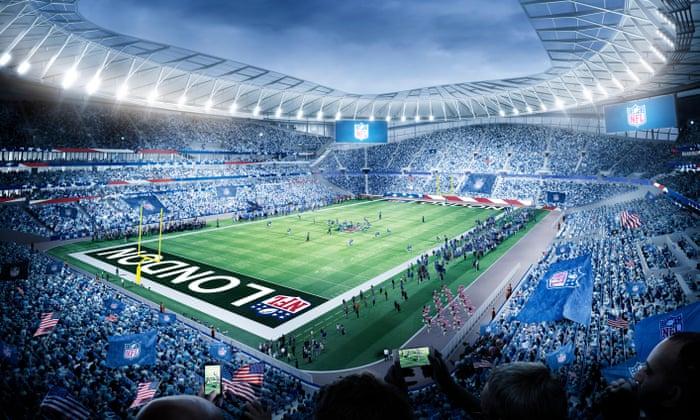 Tottenham Hotspur's pitch