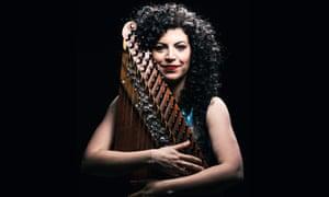 Virtuoso player … Maya Youssef.