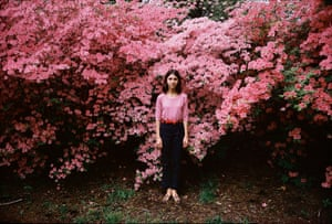 Vivian, Bronx Botanical Gardens, New York City, 1966