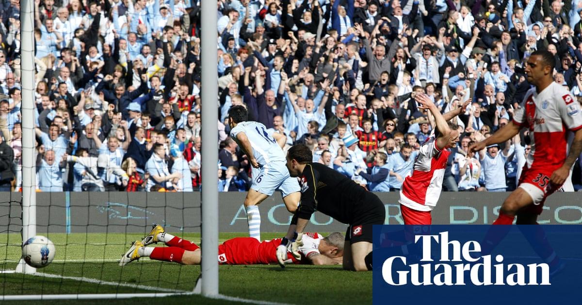 My favourite game: Agüero scores Premier Leagues most dramatic goal
