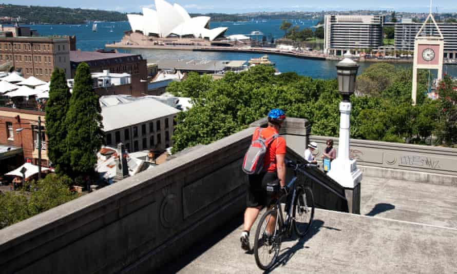 New South Wales police issued more than 450 infringement notices to cyclists on Thursday, including for not having bells.