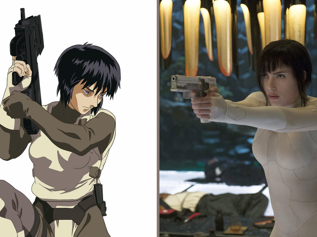 Ghost In The Shell S Whitewashing Does Hollywood Have An Asian Problem Film The Guardian