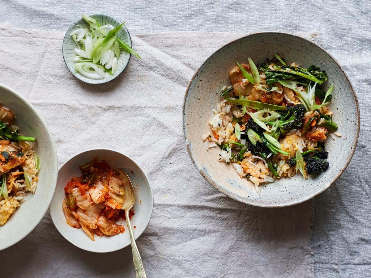 Anna Jones Quick Broccoli Recipes Food The Guardian