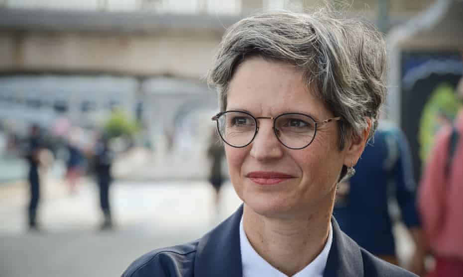 Sandrine Rousseau, a candidate for the Ecologist Primary for the 2022 Presidential, has set her sights on becoming the first #MeToo president.
