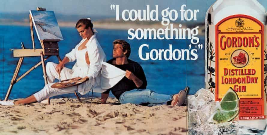 I Could Go For Something Gordon's.