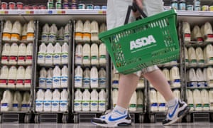 Asda said it will initially put 70,000 litres of Free Range Dairy Farmer's Milk on shelves every week in 109 stores.