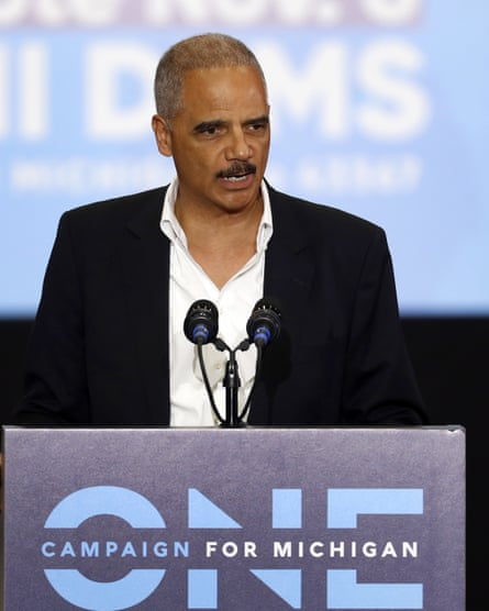 After accepting a $250,000 check from the National Democratic Redistricting Committee, led by former attorney general Eric Holder, Voters Not Politicians faced charges of partisan bias.