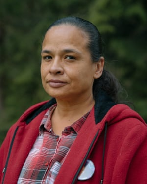 Tina Russell, Alyssa McLemore's aunt.