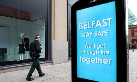 Northern Ireland reveals five-stage lockdown exit plan