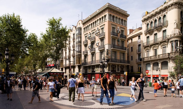 Barcelona's slave trade history revealed on new walking tour