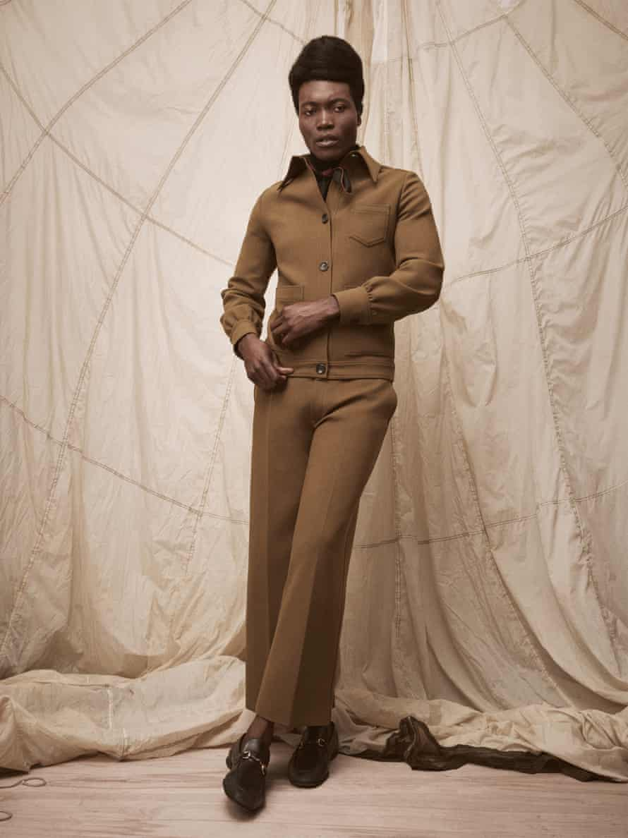"""""""I try to use dark humour"""": Benjamin Clementine."""