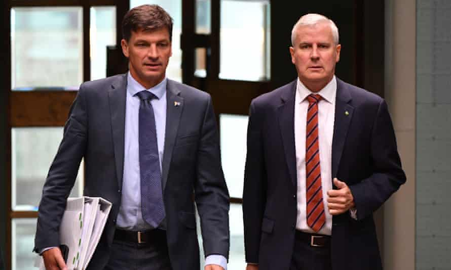 Six Queensland Nationals have written to Angus Taylor and Michael McCormack demanding 'immediate action' on new power station construction