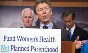 rand paul planned parenthood abortion