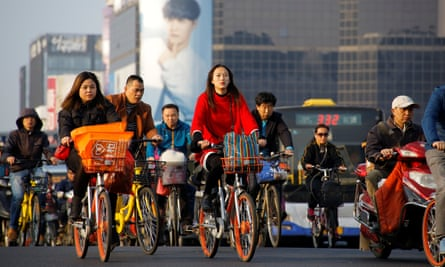 The Chinese government says its social credit system – whereby people can be blacklisted for transgressions such as smoking on trains, using expired tickets or failing to pay fines – is a way of encouraging moral behaviour by its citizens.