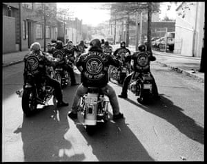 Immortals, New York, 2003 (from series Bikers)