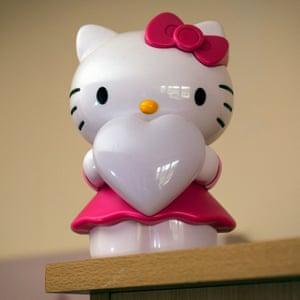 Favourite toy Hello Kitty