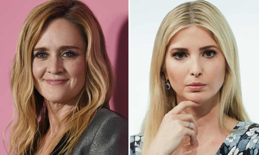 Samantha Bee apologized to Ivanka Trump – and Donald Trump in turn called for TBS to fire the comedian for the 'horrible language'.
