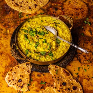 Moong dal Classic Cookbook Madhur Jaffrey An Invitation to Indian Cooking Observer Food Monthly OFM