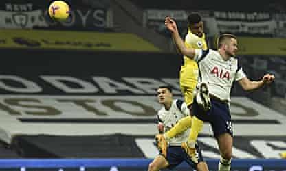 Ivan Cavaleiro's header earns Fulham deserved point at Tottenham