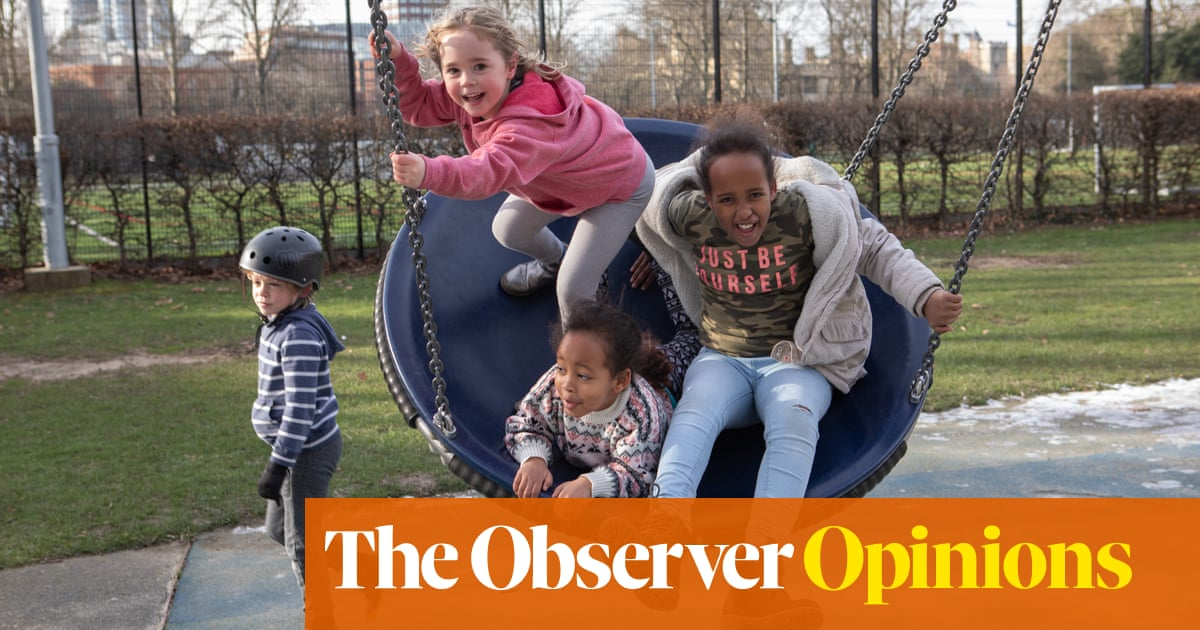 The kids aren't all right – and the government has stopped caring