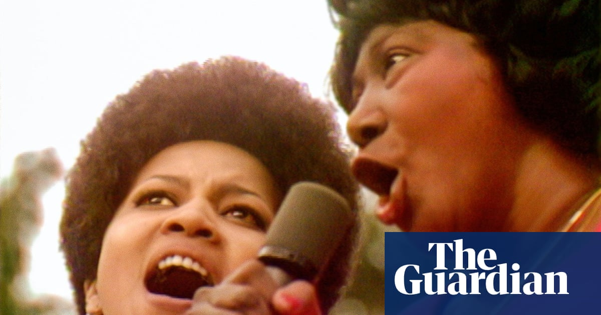 Stevie, Gladys, Nina … Summer of Soul uncovers a festival greater than Woodstock