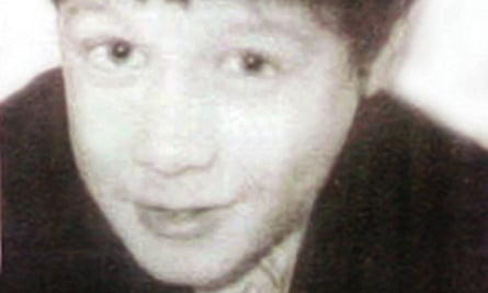 Daniel Hegarty was shot dead in Northern Ireland in 1972.