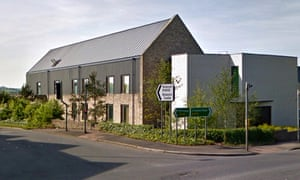 The Cygnet Acer clinic, Derbyshire.