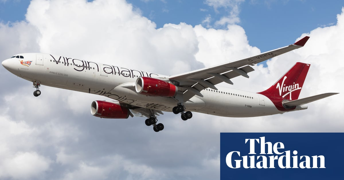 Virgin Atlantic reports 600% surge in flight bookings to the US