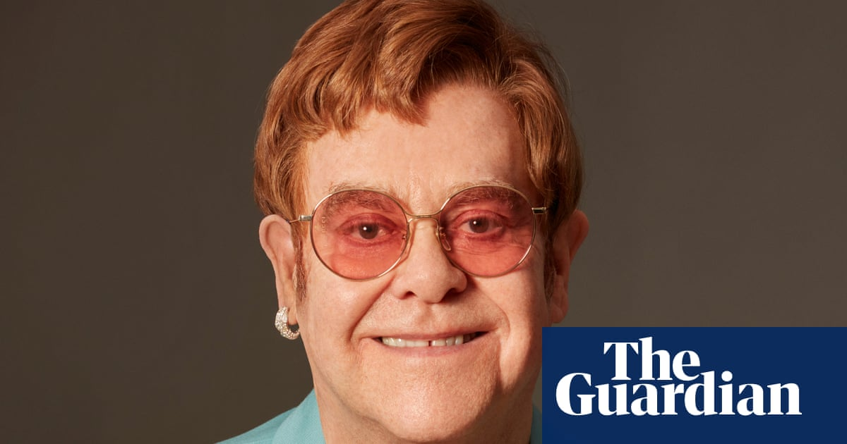 Elton John: 'I can still explode at any moment. I just have terrible feelings about myself'