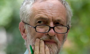 Jeremy Corbyn speaks at a Campaign for Nuclear Disarmament event in London to mark 70th anniversary of atomic bombing of Hiroshima.<br>