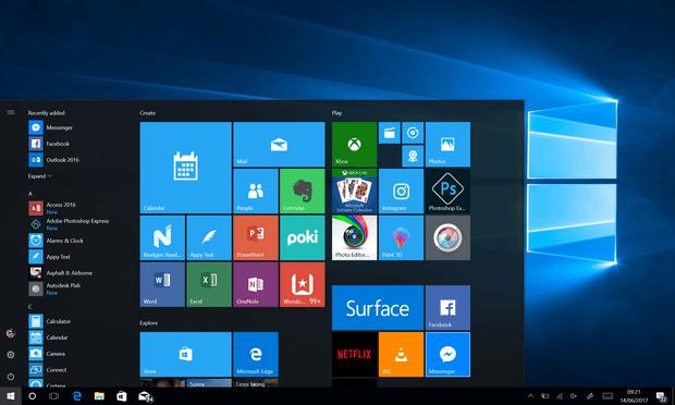 تحديثات Windows 10