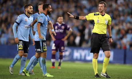 Sydney FC advance to A-League grand final after VAR controversy