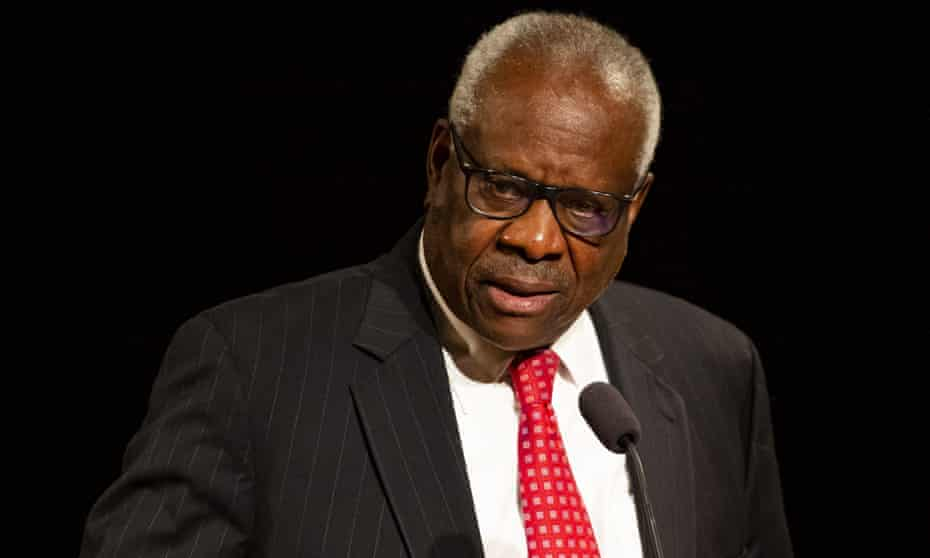 Clarence Thomas: 'I think the media makes it sound as though you are just always going right to your personal preference.'